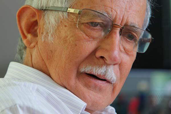 Nelson Pizarro, presidente ejecutivo de Codelco.