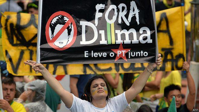 Presidenta de Brasil elimina 10 de los 39 ministerios