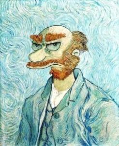 Groundskeeper_Willie_Van_Gogh_by_limpfish