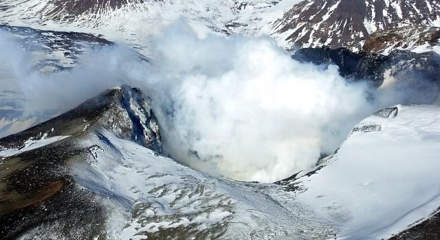 Región del Bío Bío: Onemi confirma enjambre sísmico en el volcán Copahue