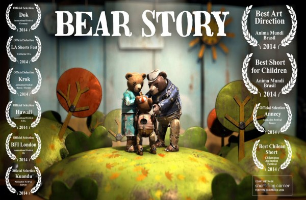 Revista Variety pronostica triunfo del corto chileno en los Oscar