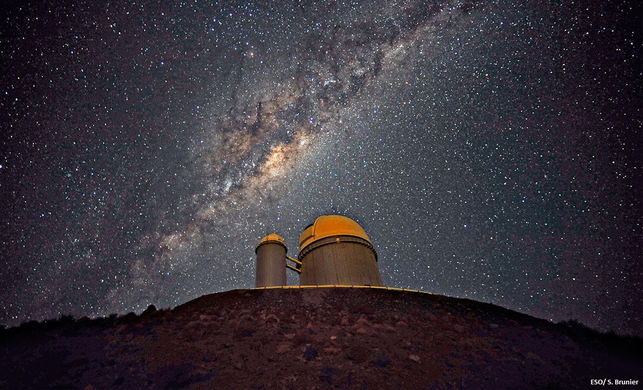 Astroturismo, una mirada al espacio desde Chile