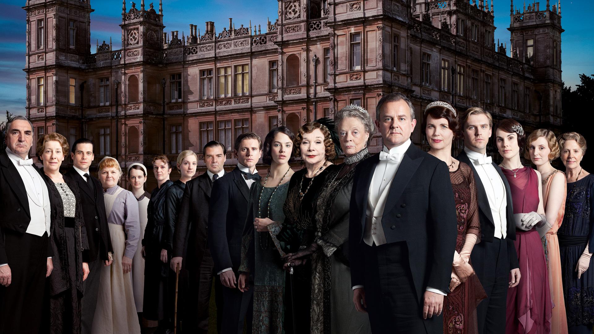 Sexta y última  temporada de Downton Abbey tiene fecha de estreno