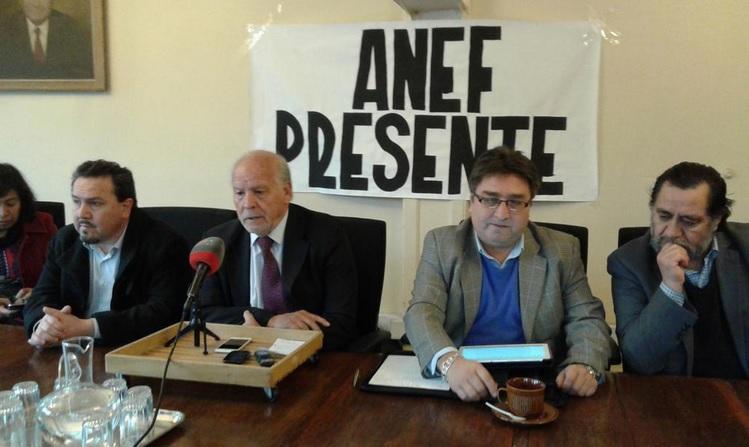 ANEF respalda paro nacional de Gobiernos Regionales