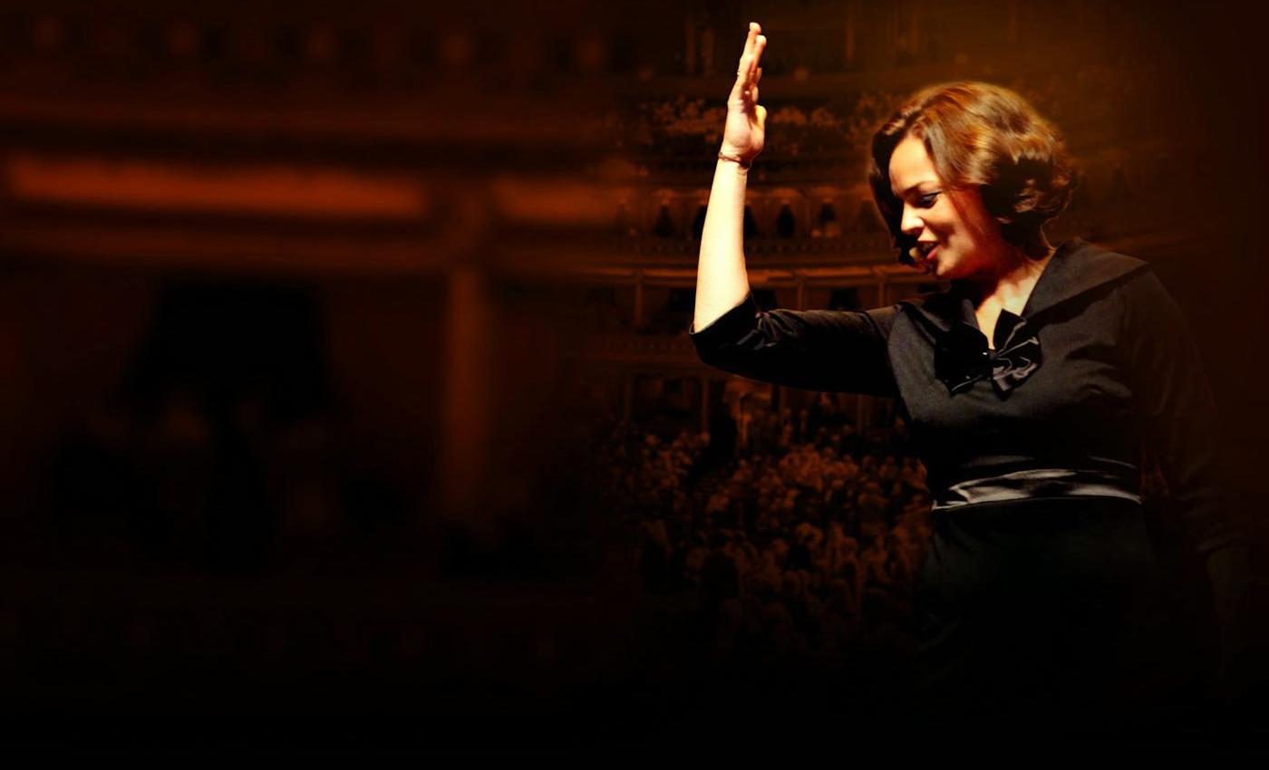 """Musical de la """"Piaf"""" en Teatro Municipal de Las Condes"""