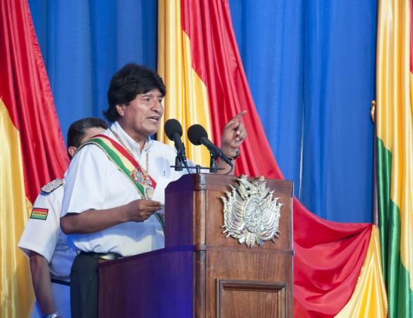 Evo Morales se podría transformar en el jefe de Estado electo democráticamente con más años en el poder en Latinoamérica.