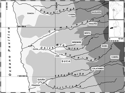 CAMARONES MAPA