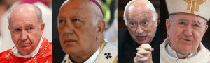 Cardenales Errázuriz y Ezzati revelaron su lado más mundano en el intercambio de correos.
