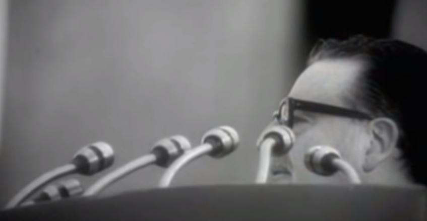 #AllendeVive La bancada de diputados socialistas recuerda a Salvador Allende