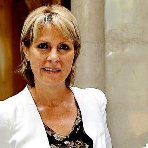 Lily Pérez, senadora y presidenta de Amplitud