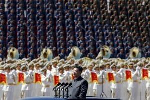 Presidente de China, Xi Jiping .