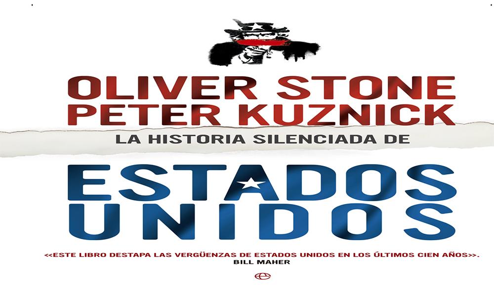 """""""La historia silenciada de los Estados Unidos"""" llega a las librerías chilenas"""