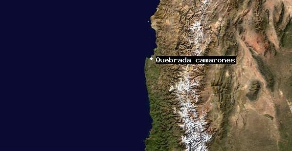 Según R. Bio Bio, al norte de la Quebrada de Camarones, entre dos caletas, Chile habria ofrecido un enclave para Bolivia a finales de 2009.