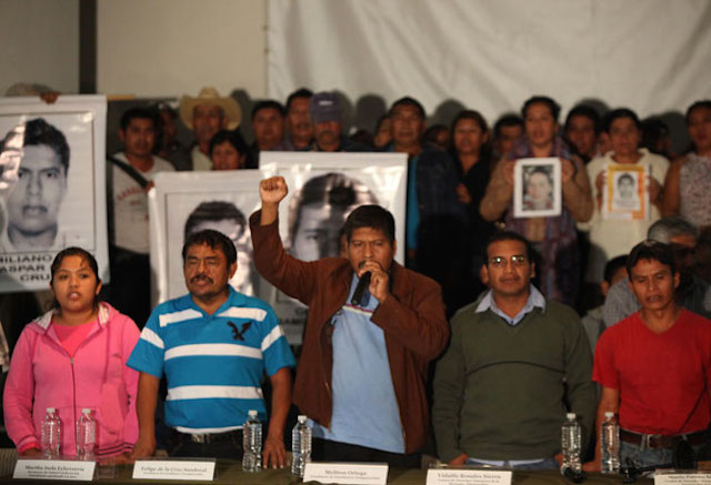 """Terremoto en México: CIDH informa que """"los muchachos no fueron incinerados en el basurero de Cocula"""""""