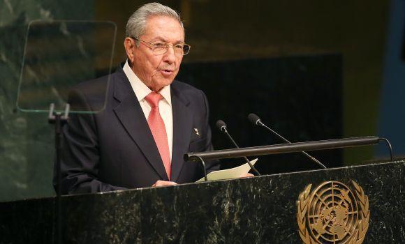 Raúl Castro pidió en la ONU que Estados Unidos devuelva Guantánamo e indemnice a Cuba por los «daños» del embargo