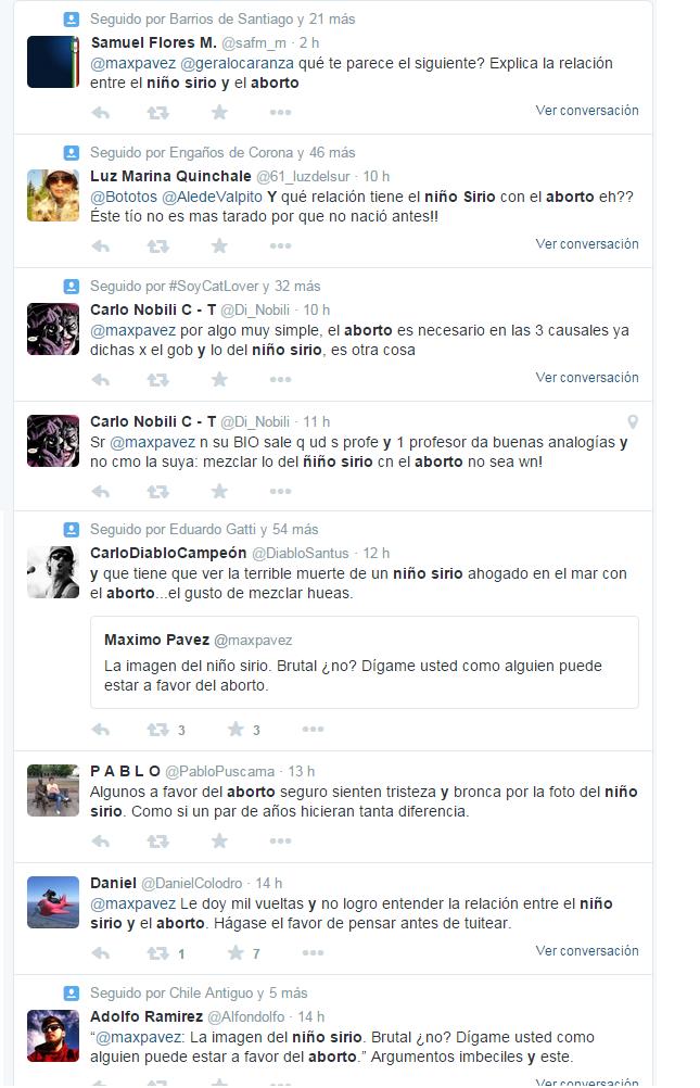 respuestas tuit mx