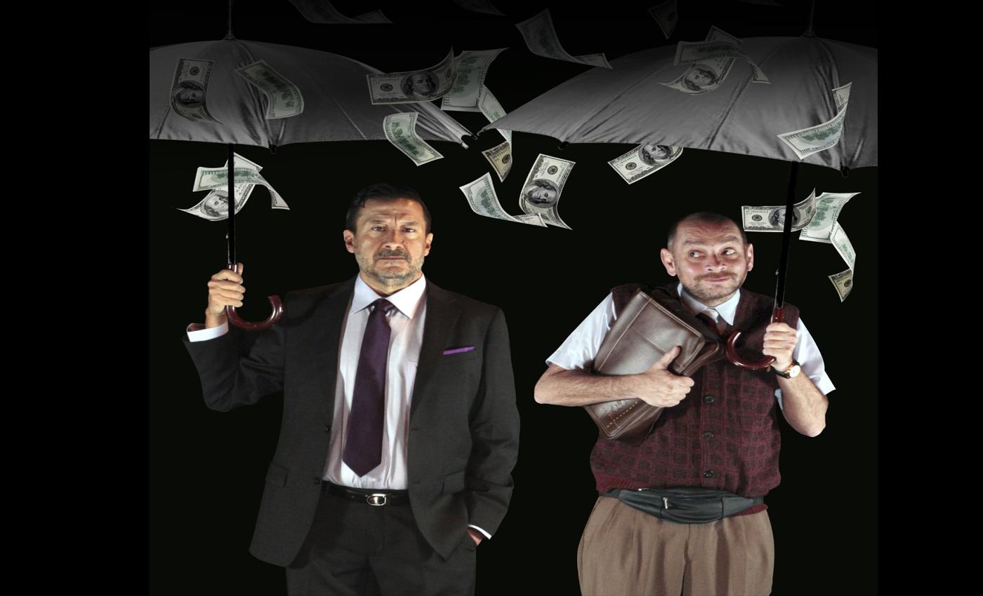 """Teatro: Obra """"El Crédito"""" en centro Mori Plaza Vespucio"""