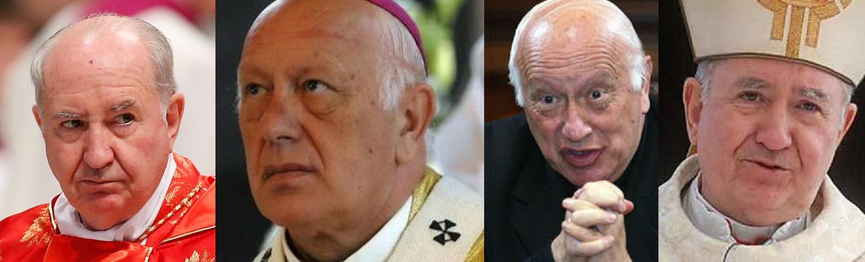 """Llegó la hora: Cardenal Ezzati deberá declarar el 22 de octubre por """"Caso Karadima"""""""