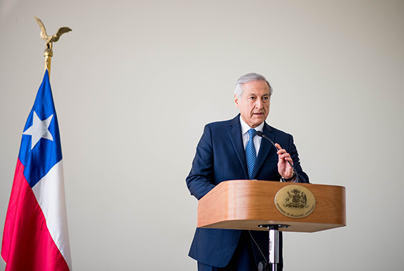 Canciller de Chile acepta invitación del Gobierno boliviano a una entrevista en BoliviaTV