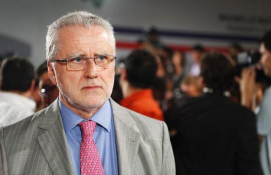 """Máximo Pacheco reafirma candidatura de Lagos y descarta que corra peligro: """"La decisión no está en revisión"""""""