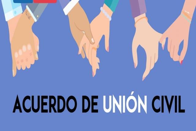 Resultado de imagen para acuerdo union civil chile