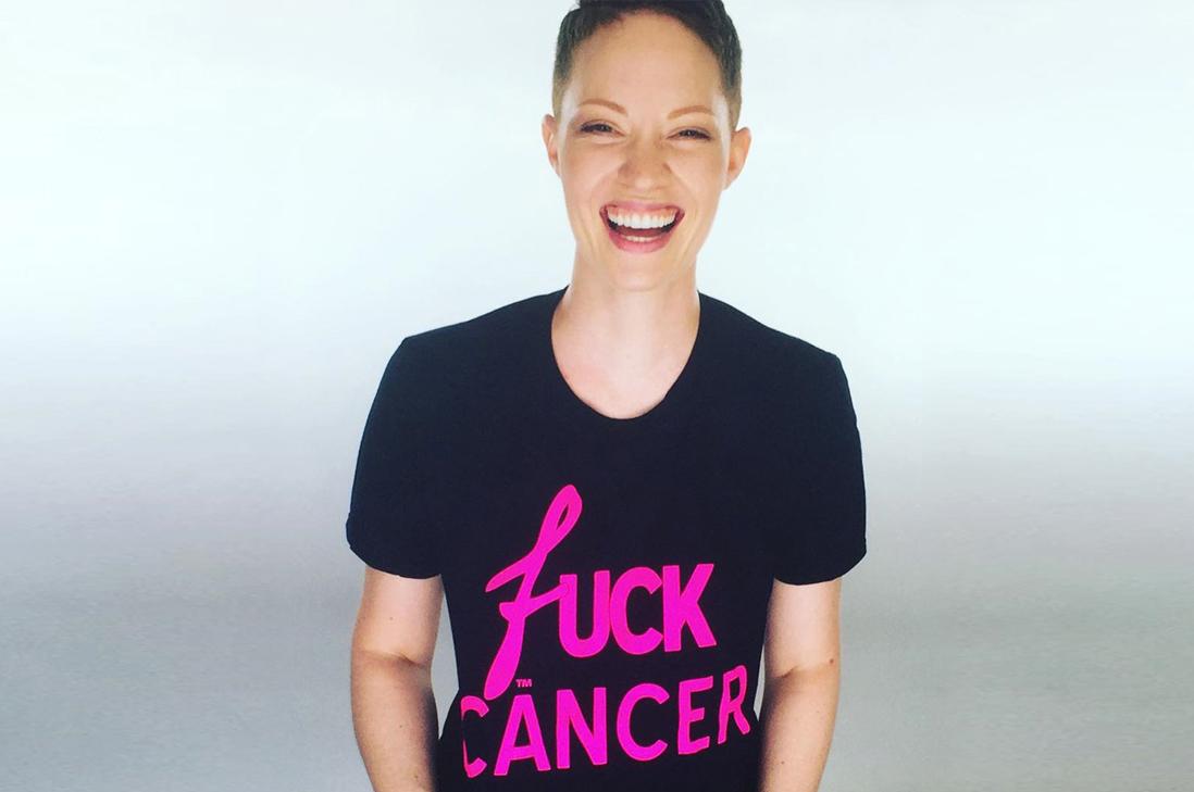Esta mujer rompe el esquema de la Mastectomía