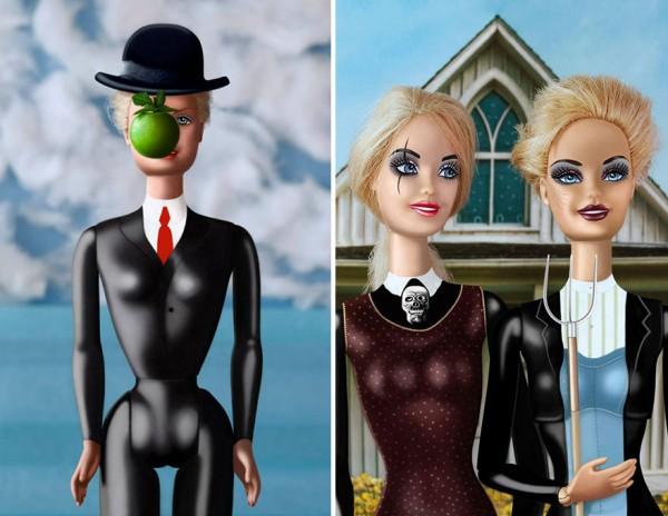 cuadros-clasicos-muneca-barbie-catherine-thery-1