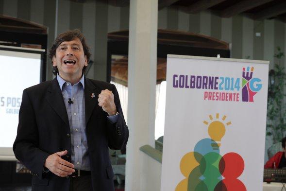 El ex ministro Golborne reconoció haber recibido dineros de Penta para su campaña y él pidió esa ayuda.