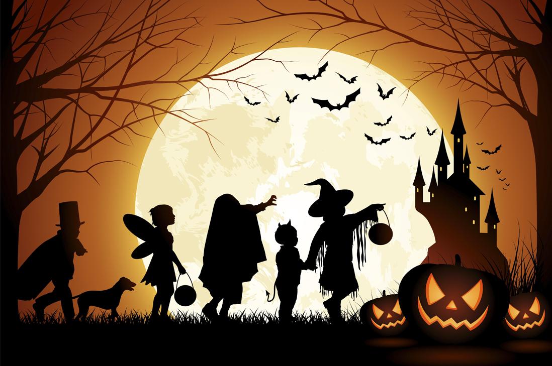 Halloween, una celebración de origen celta