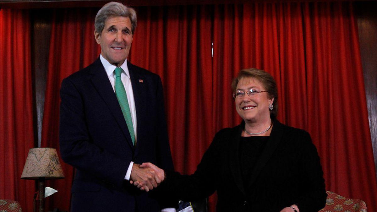 Estados Unidos entregó a Bachelet documentos clasificados relacionados al crimen de Orlando Letelier