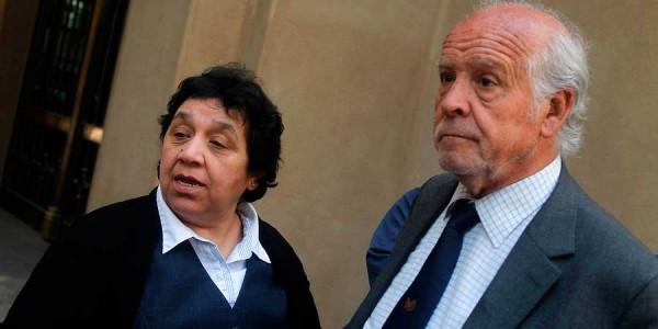 Nelly Díaz hoy cambio la versión del supuesto ofrecimiento de mejoras salariales endosndoselo a la ministra Javiera Blanco.