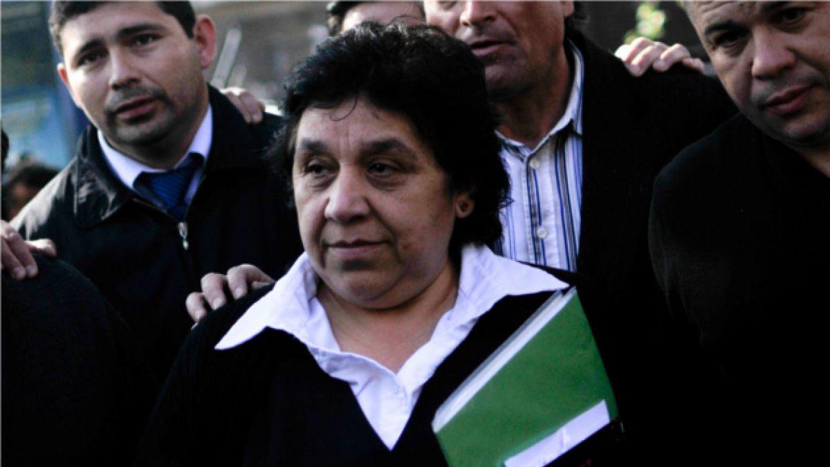Contraloría confirma destitución de Nelly Díaz la dirigenta que tuvo en paro el Registro Civil