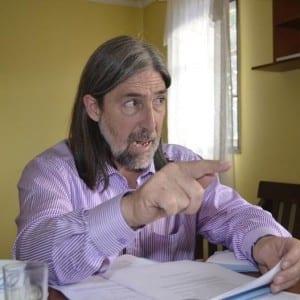 Juan Pablo Letelier, senador PS de Comisión Defensa