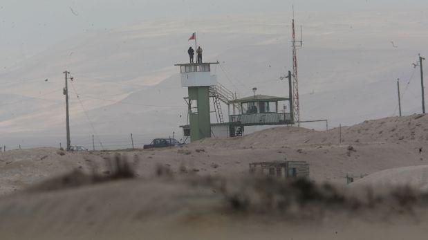 Ministro del Interior confirma que patrulla motorizada militar peruana llegó hasta el Hito 1