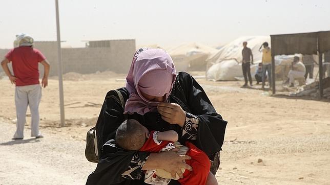 Congreso de EE.UU. cierra la puerta a refugiados sirios