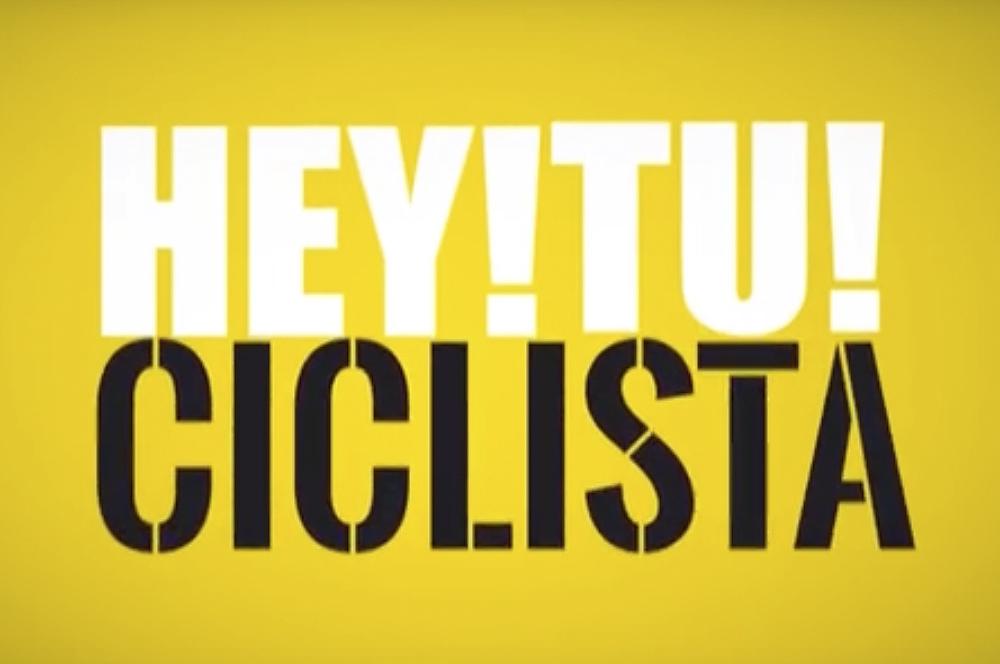 """Vídeo: """"Deberes y obligaciones de los Ciclistas"""""""