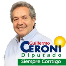 diputado ceroni campaña