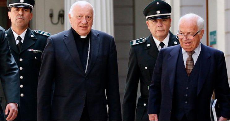 Un príncipe en Tribunales: Cardenal Ezzatti  dice que «no ha habido encubrimiento»