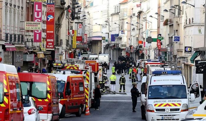 París: Se confirma un tercer muerto en operativo policial de Saint Denis