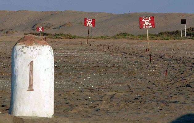 """Chile reclama al Perú por incidente en la frontera y envía """"notas de protesta"""""""