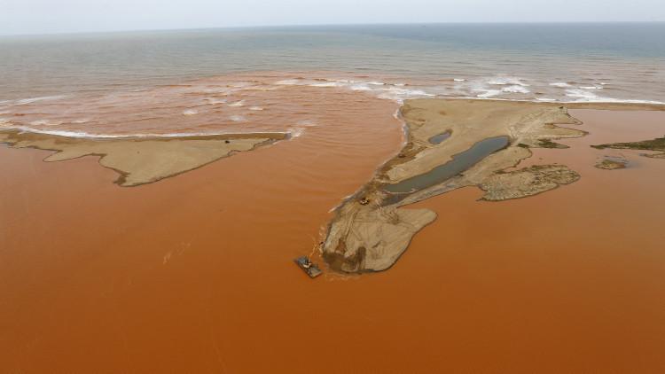 Alerta ambiental en Brasil por derrame tóxico de minera Vale y BHP