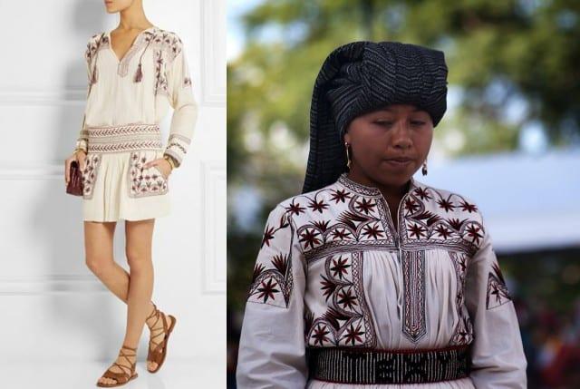 Diseñadora Francesa acusada de apropiación cultural por diseños étnicos