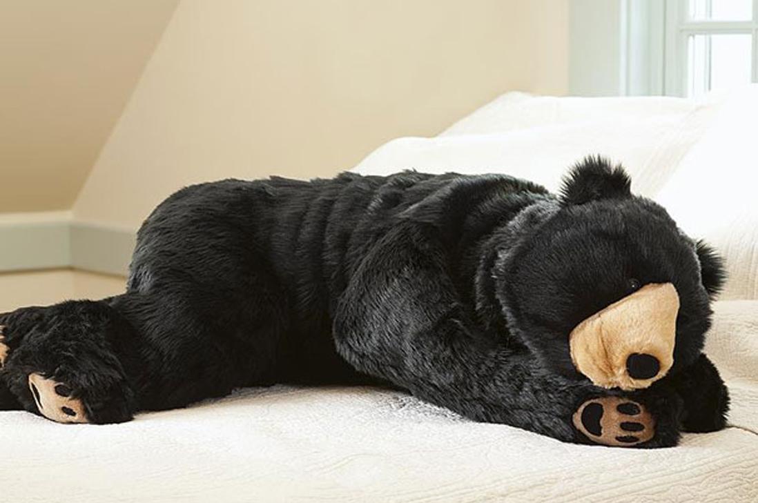 Para dormir como Oso!