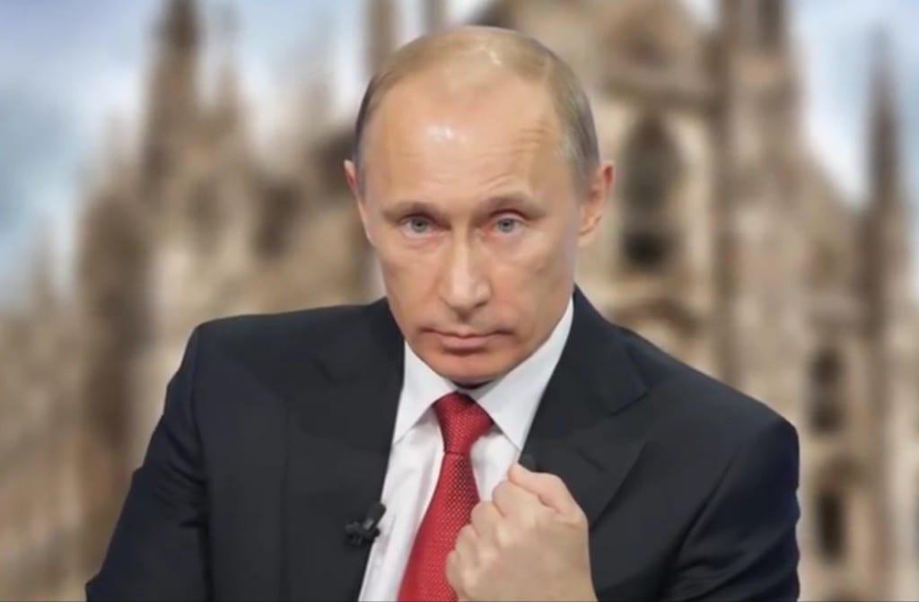 """Putin advierte si hay otro ataque a Siria: """"Esto llevaría inevitablemente al caos"""""""