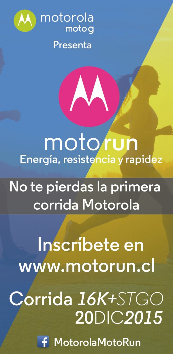 Afiche Motorun