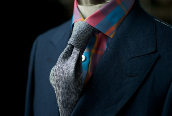 An-unexpected-combination-men-tie-shirt-jacket-checked-fashion-style-men-blog