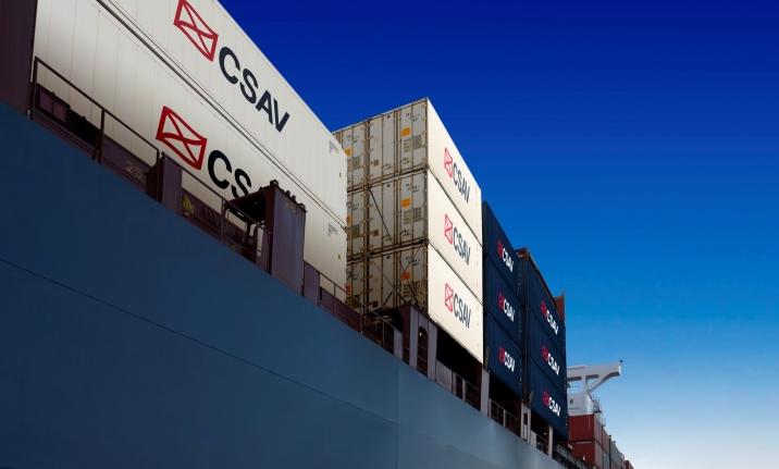 Más colusión: China multó a la Compañía Sudamericana de Vapores por fijación de precios