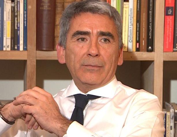 """La fuerte respuesta de Peña al senador Víctor Pérez por caso Van Rysselberghe: """"Está gravemente equivocado acerca de sus deberes"""""""