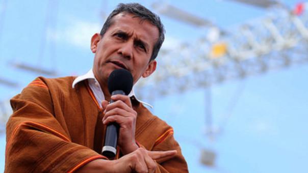"""Humala: """"La creación de La Yarada-Los Palos es un acto irreversible"""""""