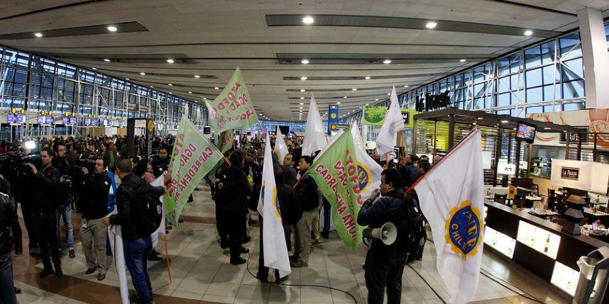 Paro DGAC: Sólo 4 aeropuertos operativos en el país